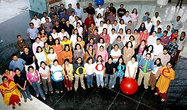 Google India - Hyderabad Googlers