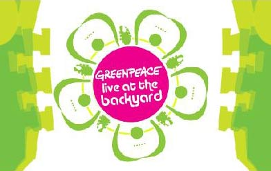 Greenpeace Mumbai Concert