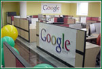 Google Hyderabad Office Interior