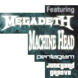 Megadeth Bangalore India