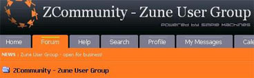 Zune Forum